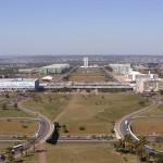 Eixo Monumental de Brasilia