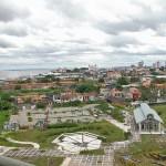Vista de Belém do Alto do Mirante