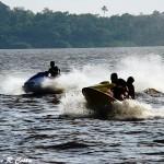 Jet-Ski no Rio Amazonas