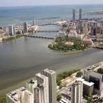 Panorâmica de Recife